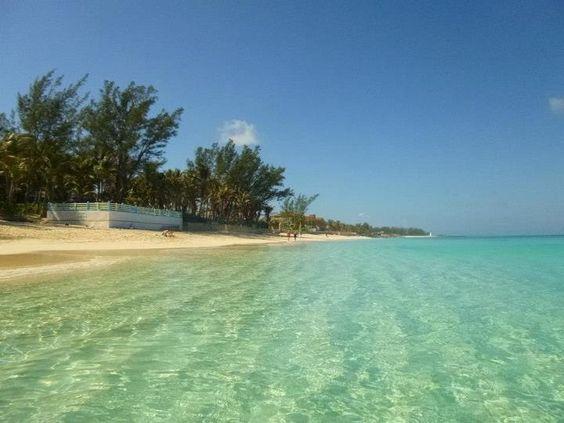 ashram beach