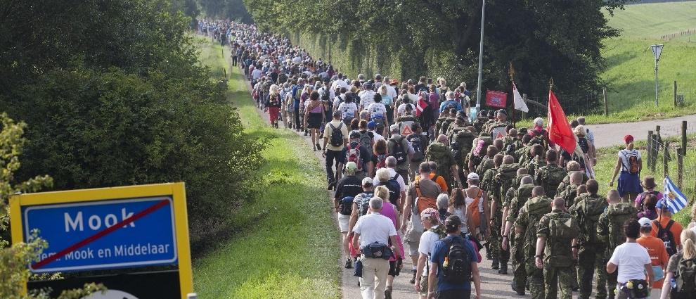 nijmegen march backs