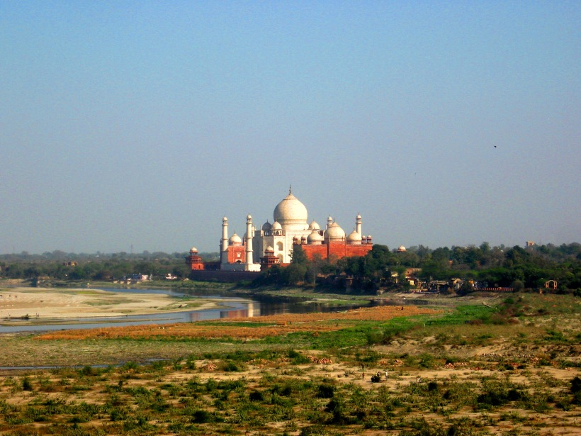 taj from distance