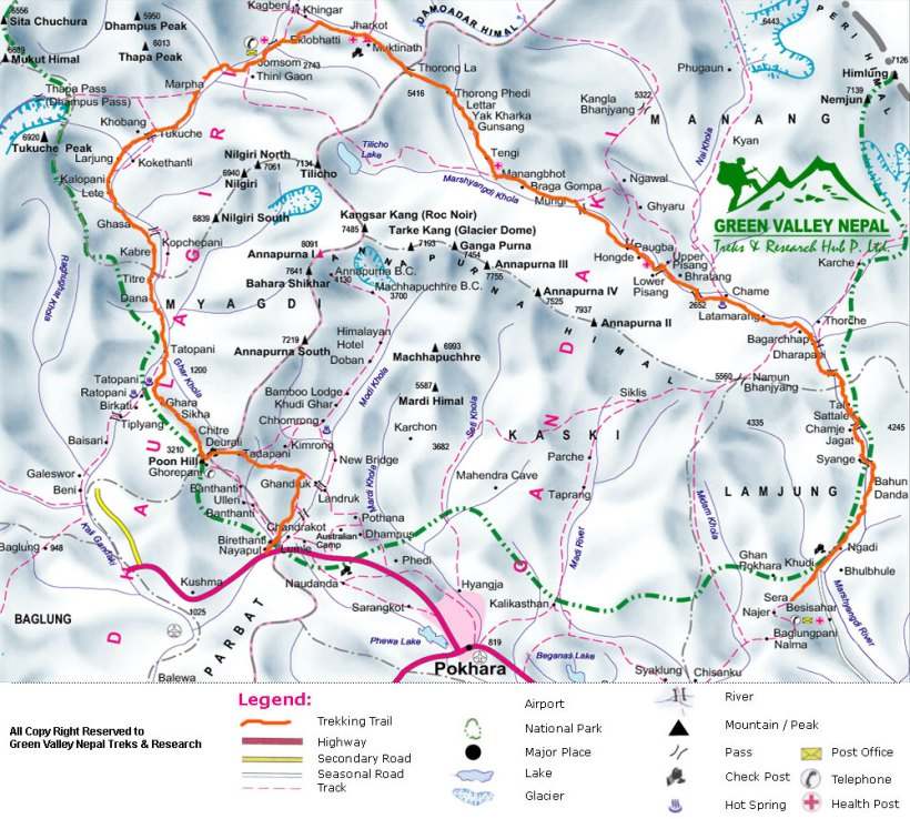 thorong-la-pass-trekking-map