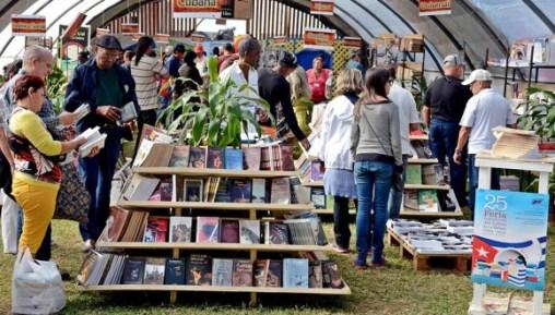 LA HABANA-COMIENZA LA XXV FERIA INTERNACIONAL DEL LIBRO, CUBA 20