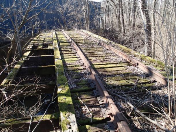 railroad, abandoned