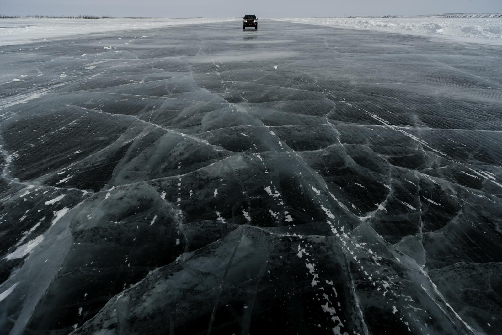Inuvik/ Tuk Iceroad
