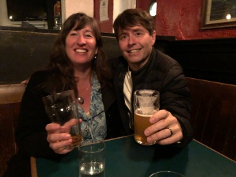 Pint with Michael Crummey
